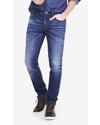 Express Skinny Leg Skinny Fit Flex Stretch Jean