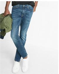 Express Skinny Stretch Jeans