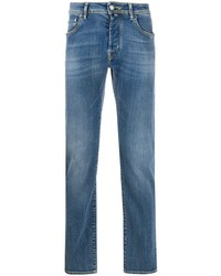 Jacob Cohen Slim Faded Jeans