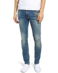 Dr. Denim Supply Co. Snap Skinny Fit Jeans
