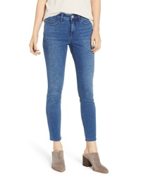 Tommy Bahama Tema Ripped High Waist Ankle Jeans