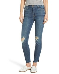 Mother The Vamp Crop Skinny Jeans