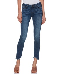 Paige Transcend Vintage Verdugo Ankle Skinny Jeans