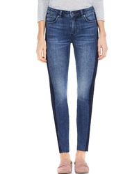Vince Camuto Two By Two Tone Skinny Jeans