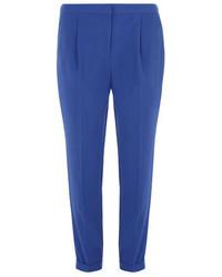 Dorothy Perkins Cobalt Blue Naples Peg Trousers