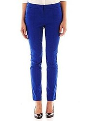 jcpenney Worthington Slim Ankle Pants