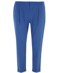 Dorothy Perkins Petite Cobalt Peg Trousers