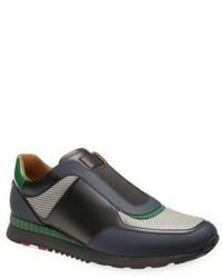 Bally Asmund Slip On Runner Sneakers