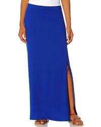 The limited jersey maxi skirt medium 267030