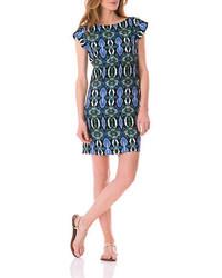Sam Edelman Snake Print Shift Dress