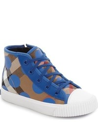 Burberry Toddler Boys Warslow High Top Sneaker