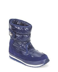 Rubber duck sporty snowjogger medival blue snow boots medium 811243