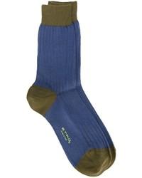 Etro Bicolour Socks