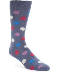 Large dot socks medium 801024