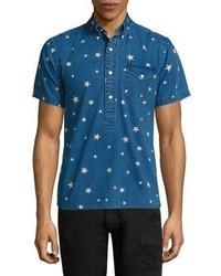 029b378b7 Ralph Lauren Denim Supply Slim Star Cotton Workshirt Out of stock · Polo  Ralph Lauren Star Print Cotton Shirt