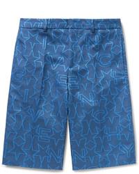 Givenchy Star Jacquard Bermuda Shorts