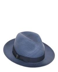 Borsalino Quito Panama Hat With Medium Brim