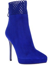 Cut out ankle boot medium 25979