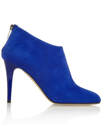 Jimmy Choo Dez Suede Ankle Boots