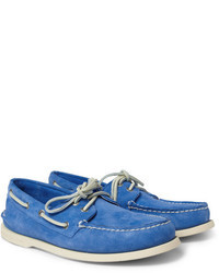 Top sider authentic original suede boat shoes medium 32045