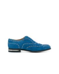 Church's Embellished Burwood Lace Up Shoes