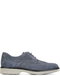 Hogan Lace Up Derby Shoes