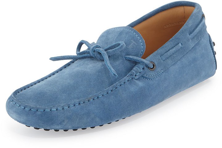 Tod'sSuede Tie Drivers DwCqYg2m