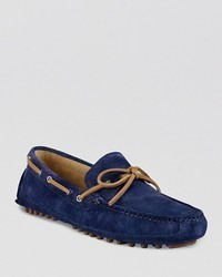 Cole Haan Grant Canoe Camp Suede Moc Driving Loafers