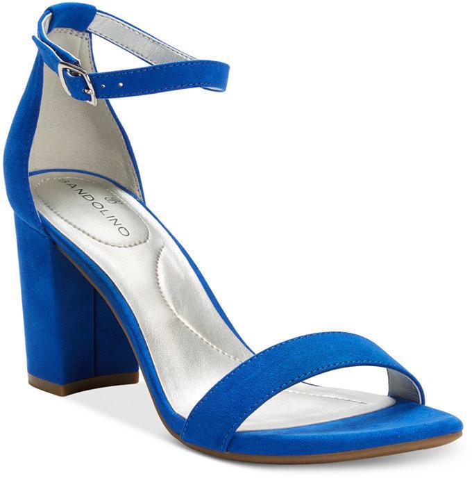 9daa3aa66 ... Bandolino Armory Block Heel Sandals ...