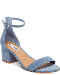 Steve Madden Irenee Two Piece Block Heel Sandals