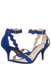 Rubie scalloped sandal high heels medium 403314