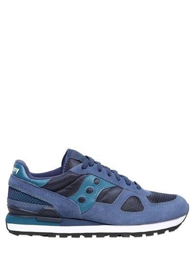 size 40 6cc77 a27ee $149, Saucony Shadow Original Suede Mesh Sneakers