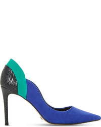 Dune Bayly Suede Stiletto Courts
