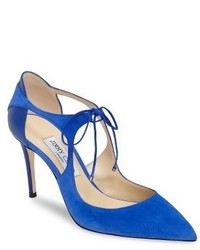 Jimmy Choo Vanessa Lace Up Pump