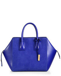 Stella McCartney Faux Suede Nappa Boston Bag