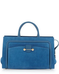Jason Wu Daphne Suede Eastwest Tote Bag