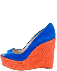 Espadrille platform wedges medium 1160256