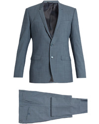 Dolce & Gabbana Gold Fit Stretch Wool Suit