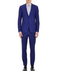 Paul Smith Kensington Suit Blue