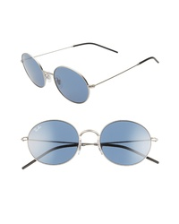 Ray-Ban 33mm Round Sunglasses