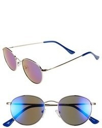 Cole Haan 51mm Round Sunglasses