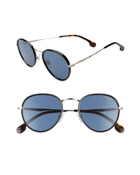 Carrera Eyewear 52mm Round Sunglasses