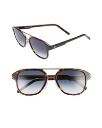 CUTLER AND GROSS 55mm Polarized Aviator Sunglasses
