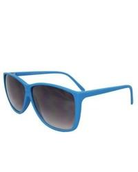 Apopo Int'l Blue Square Fashion Sunglasses