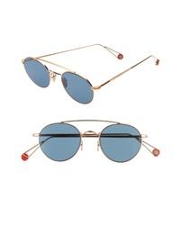 AHLEM Bastille 49mm Aviator Sunglasses