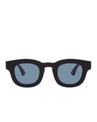Thierry Lasry Black Darksidy 101 Sunglasses