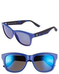 McQ By Alexander Ueen 53mm Retro Sunglasses