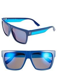 MCQ By Alexander Ueen 57mm Rectangle Sunglasses