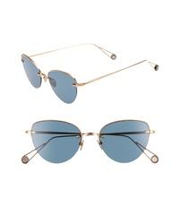 AHLEM Dalida 53mm Cat Eye Sunglasses