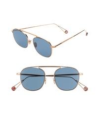 AHLEM Danvers 49mm Aviator Sunglasses